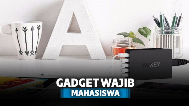 9 Gadget Canggih yang Harus Dimiliki Pelajar dan Mahasiswa