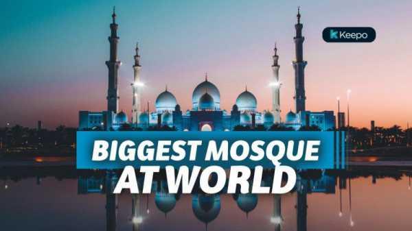 9 Deretan Masjid Terbesar di Dunia yang Megahnya Bikin Takjub