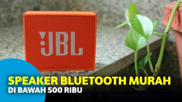 7 Speaker Bluetooth Murah 2019 di Bawah 500 Ribu