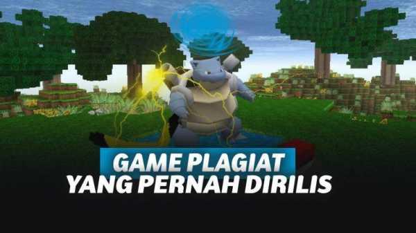 5 Game Plagiat yang Tiru Game Terkenal