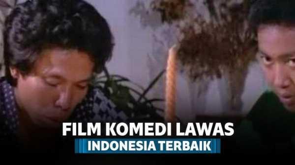 5 Film Komedi Lawas Indonesia Terlaris yang Mampu Kocok Perut Penonton