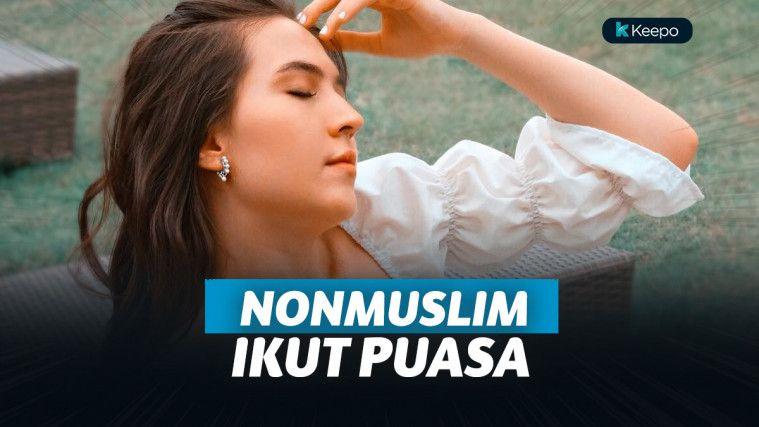Meski Nonmuslim, 8 Artis Ini Pernah Ikut Jalankan Puasa Ramadhan