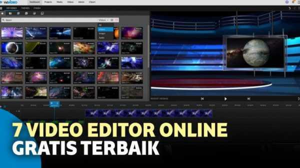 Gratis Tanpa Install, Ini 7 Video Editor Online Berkualitas Terbaik