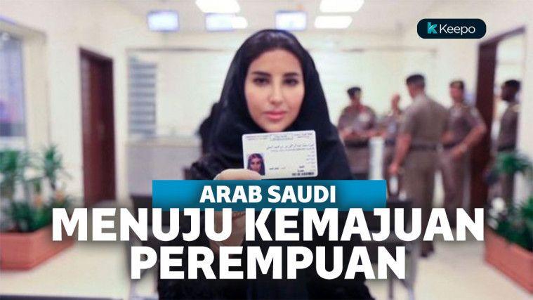 Lima Terobosan Arab Saudi untuk Kemajuan Perempuan, Selangkah Menuju Kesetaraan Gender?