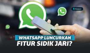 WhatsApp Segera Miliki Fitur Sensor Sidik Jari untuk Jamin Keamanan Pengguna