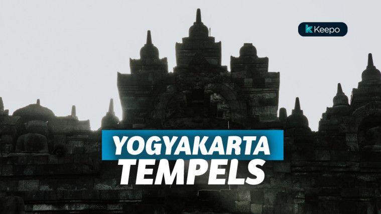 8 Wisata Candi di Yogyakarta yang Menyimpan Kisah Legenda di Masa Lal
