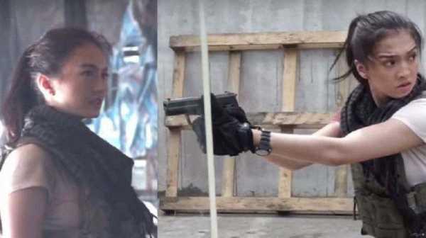 Keluar dari Zona Nyaman, Raline Shah Pertama Kali Main Film Action! Seperti Apa Aksinya?
