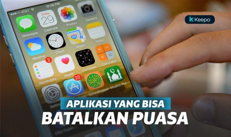 Menggoda Iman! 9 Aplikasi Terlarang Android Selama Puasa