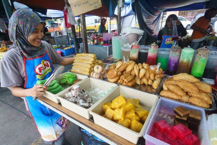 Ironis! Banyak Makanan Terbuang Percuma di Bulan Ramadan