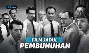 7 Film Jadul Terbaik Tentang Pembunuhan. Klasik tapi Tegang!