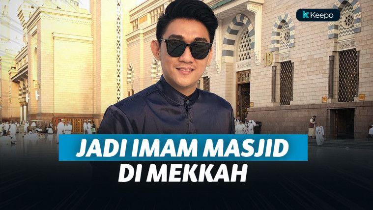 Umrah di Bulan Ramadhan, Ifan Seventeen Dapat Berkah Jadi Imam di Masjid Mekah