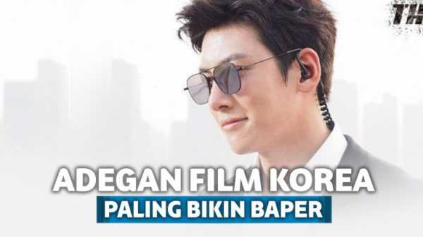 7 Adegan Film Korea Paling Hot dan Bikin Baper