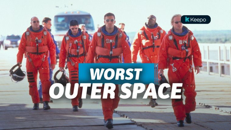 7 Layar Lebar yang Gagal Jadi Film Luar Angkasa Terbaik
