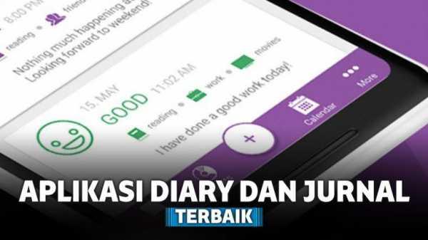8 Aplikasi Diary dan Jurnal Terbaik Android Untuk Mencatat Hari-Harimu