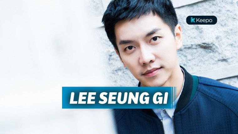 7 Drama dan Film Lee Seung Gi yang Serunya Nggak Nanggung