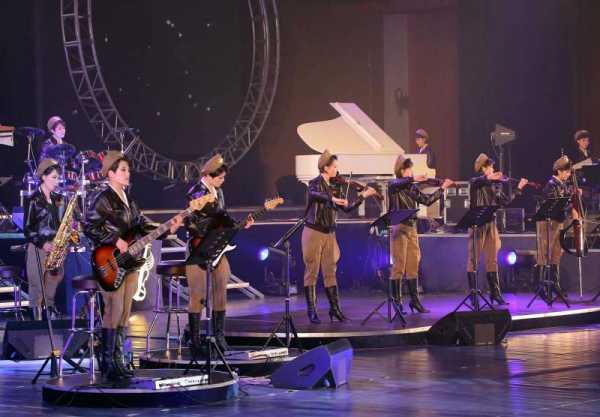 Moranbong Band, Girlband Asal Korea Utara Bentukan Kim Jong Un