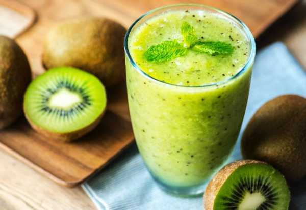 7 Resep Smoothies Buah Kiwi yang Menyehatkan