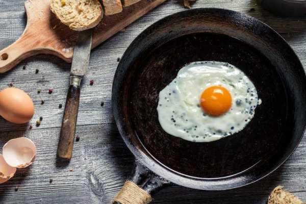 5 Trik Masak Telur Ceplok Supaya Bentuknya Indah Paripurna, Anti Gagal! | Yukepo.com