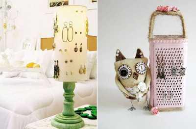 Dari Kap Lampu Sampai Botol Bekas Ini 6 Cara Unik Menyimpan Perhiasan di Rumah  Yukepo.com