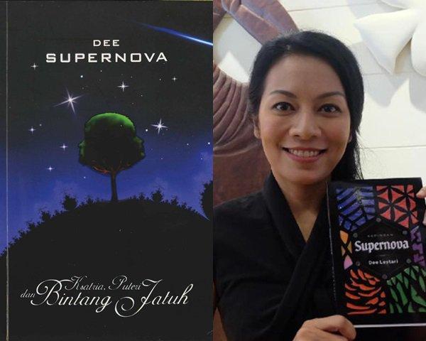 7 Artis ini Juga Penulis Buku yang Inspiratif dan Kreatif Banget
