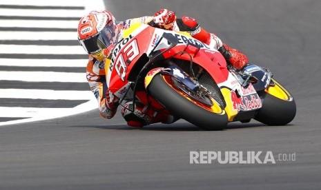Marquez Raih Pole Position di GP Aragon