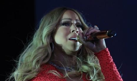 Infeksi Pernafasan, Mariah Carey Batalkan Konser