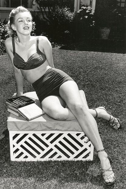 Kini Anda Dapat Tinggal di Bungalow Marilyn Monroe