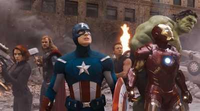 Keren! Para Pemain Avengers: Infinity War Berkumpul dalam Cover Vanity Fair