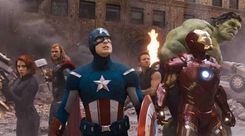 Para Pemain Avengers: Infinity War Berkumpul dalam Cover Vanity Fair