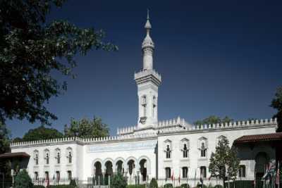 Pengaruh Andalusia di Masjid Islamic Center Washington
