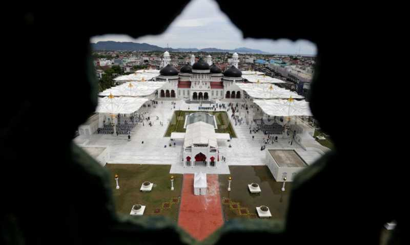 Wisata Islami Aceh, Rasakan Pesona Ramadan