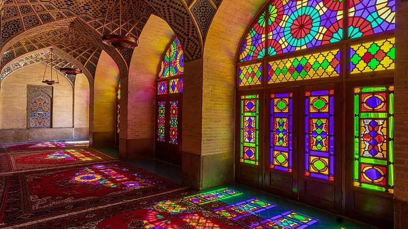Masjid Pink hingga Gurun Terpanas di Dunia, 5 Daya Tarik Wisata Iran