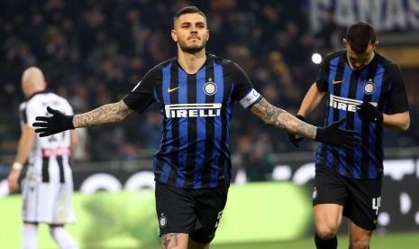 Icardi Disebut tidak Akan Gabung dengan Juventus