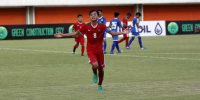 Ini Kunci Sukses Indonesia U-16 Bungkam Filipina U-16