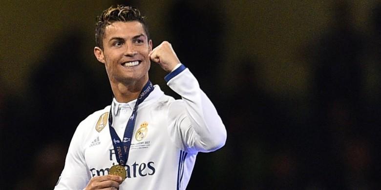 Cristiano Ronaldo Bicara soal Usia