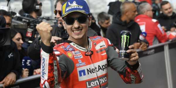 Marc Marquez Bakal Lebih Baik dengan Hadirnya Lorenzo