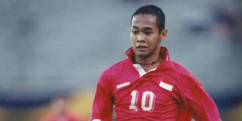 4 Striker Indonesia Paling Ditakuti di Asia pada Zamannya