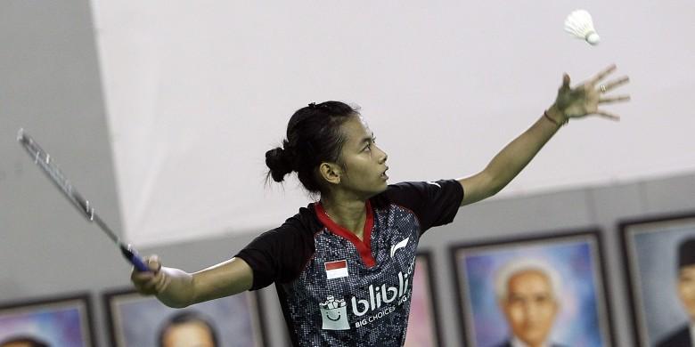 Perjuangan Tunggal Putri pada Indonesia Open