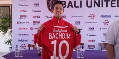 Wawancara Irfan Bachdim, Ingin Membawa Bali United ke Papan Atas