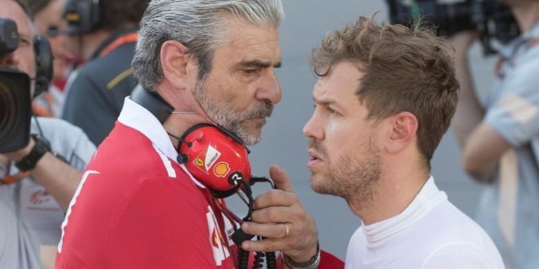 Vettel Terancam Mendapat Hukuman Tambahan