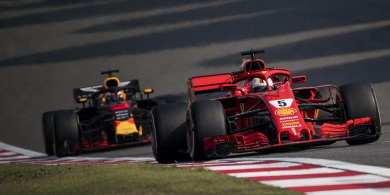 Rahasia Laju Kencang Mobil F1