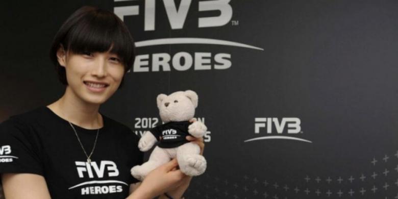Kenalan dengan 5 Atlet Voli Cewek Korea yang Keren dan Berprestasi