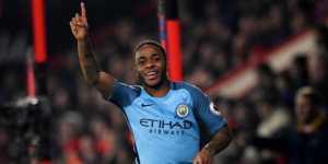 Sterling Sebut 2 Gol Manchester City Beruntung