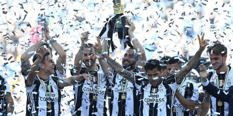 5 Partai Kunci Juventus 2016-2017