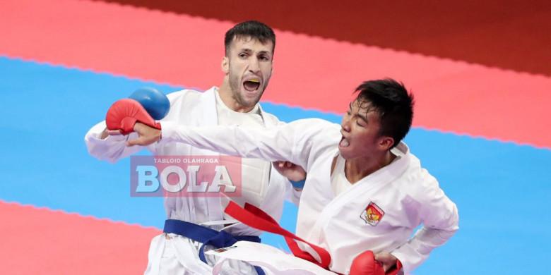 Karate Indonesia Sumbang 1 Emas