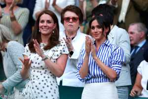 Kate Middleton dan Meghan Markle akan Hadiri Final Wimbledon