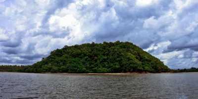 Misteri Saranjana, Kota Tak Kasat Mata di Kalimantan