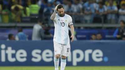 Gagal Juara, Messi Menutup Copa America 2019 dengan Kritik Pedas