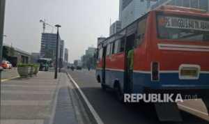 Trayek Metromini dan Kopaja Dialihkan Selama Asian Games
