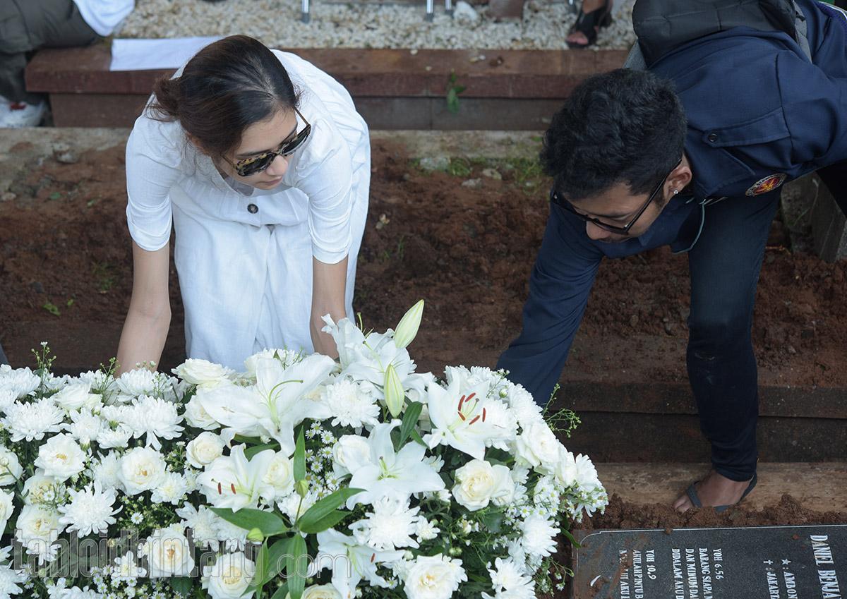 Ibunda Meninggal, Harvey Malaiholo Ungkap Penyesalan Terbesar Mikha Tambayong